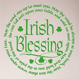 Irish Blessing on St. Patrick's Day